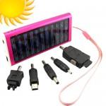 Солнечная зарядка для мобильных телефонов 1350мАч