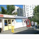 Аренда киоска, ларька, МАФ 7 метров в Оболонском районе Киева. Фасад
