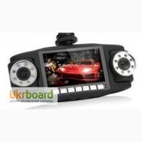 Видеорегистратор цифровой в автомобиль HDS-F900LHD-1080p-25fps