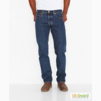 Джинсы Levis 501 Original Fit Jeans - Dark Stonewash