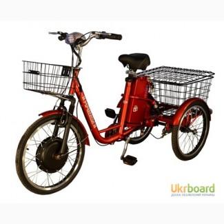 Электровелосипед (трехколесный) 3-Cycle