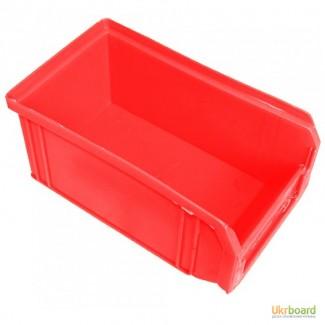 Складская пластиковая емкость для метизов 170х100х 70