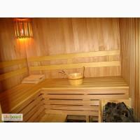 Деревянная сауна