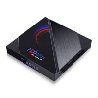 Смарт приставка H96 Max H616 (4/64 Gb) 4-ядерная на Android 10.0 + подарок