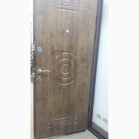 Входная дверь из стали. Компания Медведь, Харьков