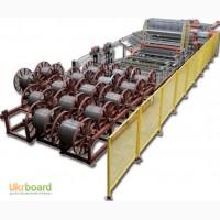 Автоматическая линия для сварки сетки TJK GWCSP2400/2800/3300WL-B