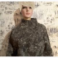 Куртка из валяной шерсти Gotland, двухсторонняя
