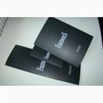Папки для меню из кожзама и натуральной кожи счетницы винные карты купить в Киеве