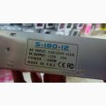 Блок питания для светодиодной ленты 12в Преобразователь тока Негерметичный