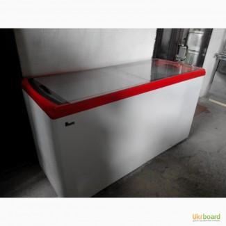 Ларь морозильный б/у на 600 л Juka