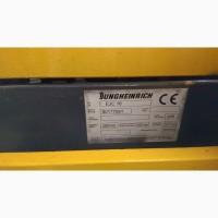 Штабелер электрический поводковый Jungheinrich EJC 16 1, 6т 4.3м Нова Батарея