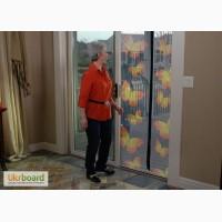 Москитная сетка с бабочками Insta-Screen - сетка на дверь