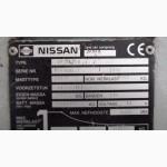 Погрузчик вилочный Nissan QP021204, электро, батарея 2009 года