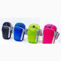 Чехол для телефона с креплением на руку для занятий спортом Подходит для iPhone и iPod