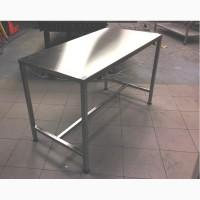 Столы из нержавеющей стали (нержавейка) для профессиональной кухни