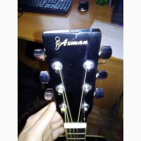 Продам б/у гитару Gewa Axman