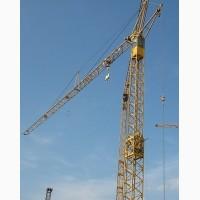 Продаем быстромонтируемый башенный кран LIEBHERR 35K, 4 тонны, 1993 г.в