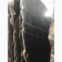 Черный мрамор - слябы, плитка, плиты в том числе Испания ( Неро Марквина )