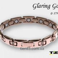 Титановый браслет glaring golden (для женщин)