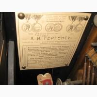 Продам старинное пианино Гергенс 1914 года