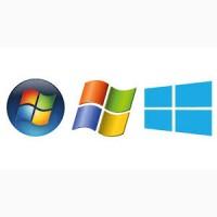 Установка/Переустановка Windows 7/8.1/10