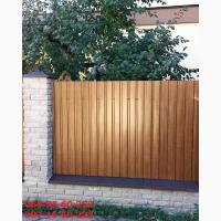 Профнастил ПС-10, Металлопрофиль ПС 10, Профлист на забор, Профилированный лист заборный