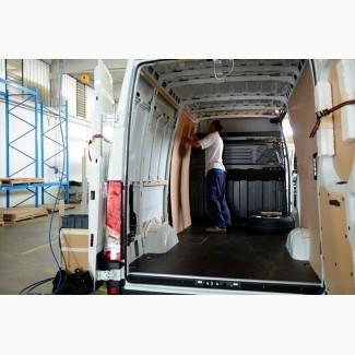 Заміна підлоги автомобілів. Обшивка бусів, мікроавтобусів, грузових авто