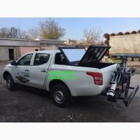 Крышка кузова Фиат Фулбэк, Л200. Тюнинг Fiat Fullback, L200. Крышка кузова пикапа BVV