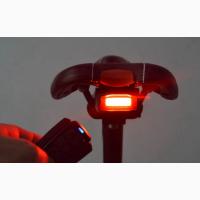 Велосигнализация с пультом/габарит/сигнал на аккумуляторе ANTUSI