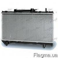 Тойота Карина Е. 1992 - 1997. 1.6 - Радиатор охлаждения двигателя Шах