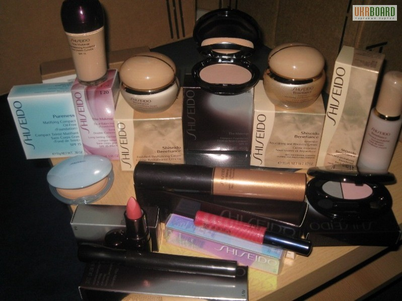 Косметика L'Oreal, Max Factor, Chanel, Lancome, Shiseido, Calvin Klein...