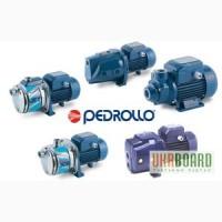 Самовсасывающие насосы JSW1, JSW2, JCR1, JCR2 торговой марки Pedrollo в Симферополе