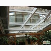 ЗИМНИЕ САДЫ с стекляной крышей