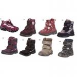 зимняя обувь для малышей - Джинсы