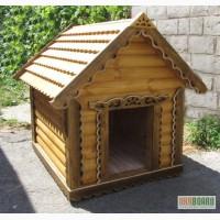 Продам будку для собаки, утепленная, красивая, недорогая