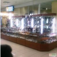 Торговое оборудование Одесса: стеллажи, прилавки, витрины