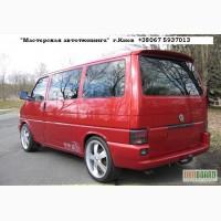 Спойлер Volkswagen T4 (Transporter)
