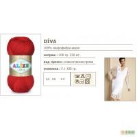 Diva (коллекция пряжи фирмы Alize)