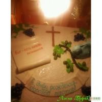 Торт на ДР пастора