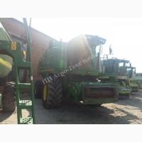 John Deere 9880 i STS(Джон Дир 9880) зерноуборочный комбайн