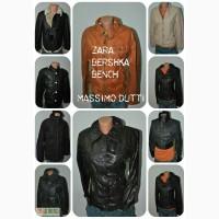 Сток кожаных курток