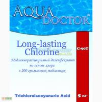 Aquadoctor C-90 Т медленно-растворимый хлор