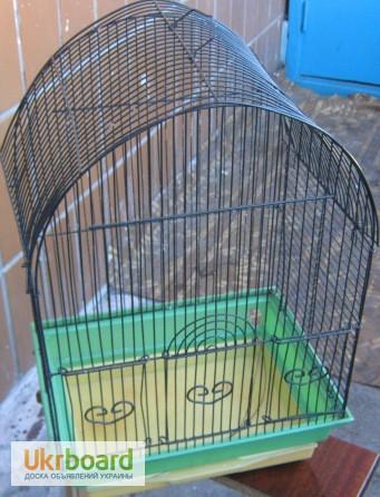 Фото 3. Срочно продам!!! Клетки для попугаев и певчих птиц!