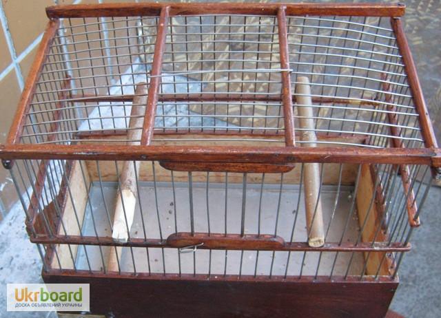 Фото 4. Срочно продам!!! Клетки для попугаев и певчих птиц!