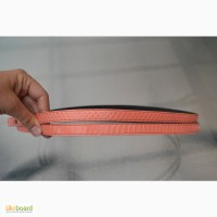 Пояс diane von furstenberg leather belt, оригинал