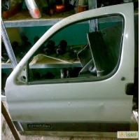 Продам оригинальную водительскую дверь на Citroen Berlingo, Peugeot Partner