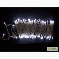Светодиодная гирлянда световая нить, наружные гирлянды