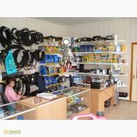Продам торговое оборудование для магазинов авто и мототехники