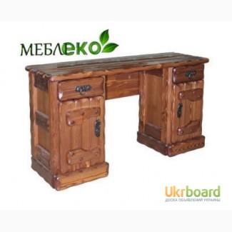 Мебель под старину, Письменный Стол Троян