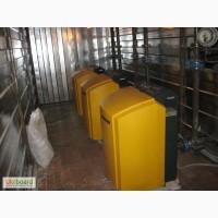 Воздуходувки для пневмовыгрузки и транспортировки муки